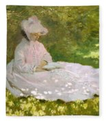 Springtime Fleece Blanket