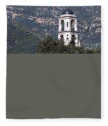 Thomas Aquinas Chapel Fleece Blanket