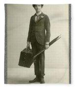 William Hodge (1874-1932) Fleece Blanket