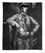 William Howe (1729-1814) Fleece Blanket