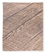 Wooden Floor Fleece Blanket
