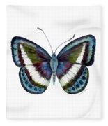 40 Danis Danis Butterfly Fleece Blanket