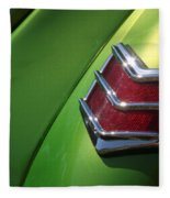 40 Ford - Tail Light-8531 Fleece Blanket