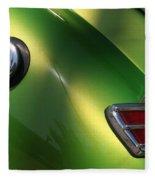 40 Ford - Tank N Tail Light-8527 Fleece Blanket