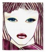 Pikotine Art Fleece Blanket