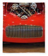 '41 Willy's Coupe Street Rod Fleece Blanket