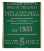 Philadelphia Eagles Fleece Blanket