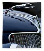 Classic Ford Detail Fleece Blanket