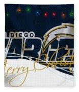 San Diego Chargers Fleece Blanket