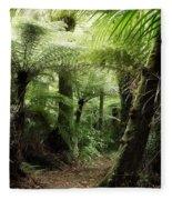 Jungle 2 Fleece Blanket