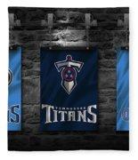 Tennessee Titans Fleece Blanket