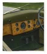 1937 47 Rolls Royce Fleece Blanket