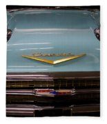 1957 Chevy Bel Air Fleece Blanket