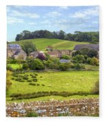 Abbotsbury Fleece Blanket