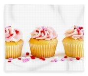 Cupcakes Fleece Blanket