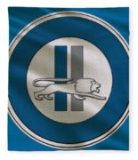 Detroit Lions Uniform Fleece Blanket