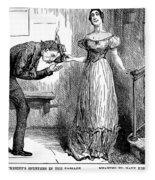 Dickens Martin Chuzzlewit Fleece Blanket
