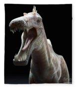 Dinosaur Suchomimus Fleece Blanket