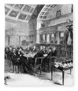 Electoral Commission, 1877 Fleece Blanket
