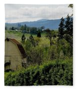 Hood River Fleece Blanket