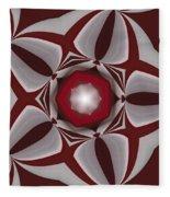 Kaleidoscopes Fleece Blanket