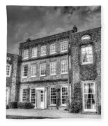 Langtons House England Fleece Blanket