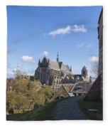 Leiden Fleece Blanket