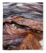 Liesijoki Fleece Blanket
