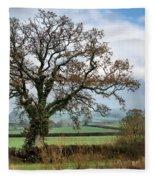 Lower Bruckland - Devon Fleece Blanket