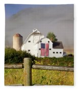 Park City Barn Fleece Blanket