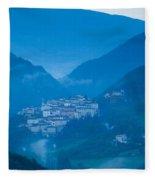 Preci Umbria Fleece Blanket