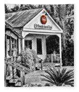 The Burnside General Store Fleece Blanket