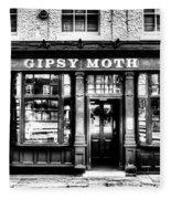 The Gipsy Moth Pub Greenwich Fleece Blanket