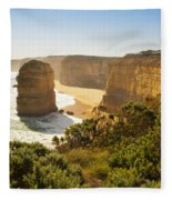 Twelve Apostles Fleece Blanket