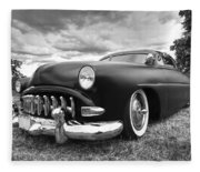 52 Hudson Pacemaker Coupe Fleece Blanket