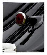 Classic Ford Detail Fleece Blanket
