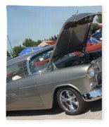 55 Bel Air-8206 Fleece Blanket