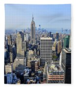 New York City  Fleece Blanket