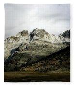 Andorra Fleece Blanket