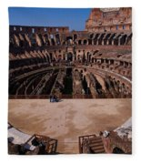 Colosseum Fleece Blanket