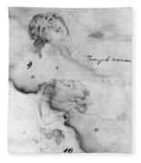 Joseph Warren (1741-1775) Fleece Blanket