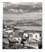 Krusevo Macedonia Fleece Blanket