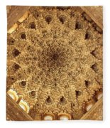 La Alhambra Fleece Blanket