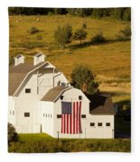Park City Barn Fleece Blanket