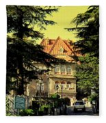 Shimla Fleece Blanket