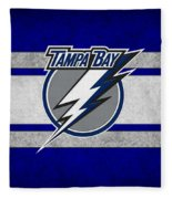 Tampa Bay Lightning Fleece Blanket