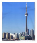 Toronto Fleece Blanket
