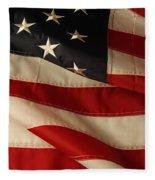 USA Fleece Blanket