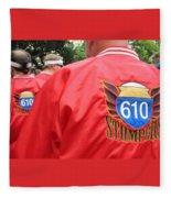 610 Stompers - New Orleans La Fleece Blanket