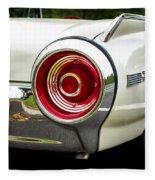 62 Thunderbird Tail Light Fleece Blanket
